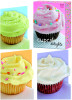 Cupcake Delights Note Cards