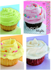 Cupcake Delights Note Cards Cover