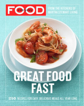 Everyday Food: Great Food Fast Cover