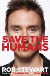 Save the Humans Cover