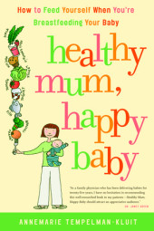 Healthy Mum, Happy Baby Cover