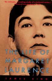 The Life Of Margaret Laurence Cover