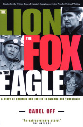 The Lion, the Fox and the Eagle Cover