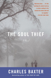The Soul Thief Cover