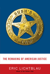 Bush's Law Cover