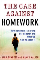 The Case Against Homework Cover