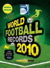 WORLD FOOTBALL RECORDS 2010 (Spanish) Cover