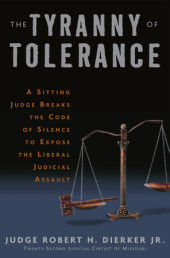 The Tyranny of Tolerance Cover
