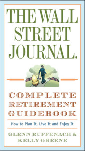 The Wall Street Journal. Complete Retirement Guidebook Cover
