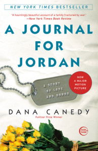 A Journal for Jordan by Dana Canedy, Pulitzer Prize Winner and Senior Editor for the New York Times