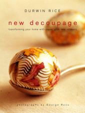 New Decoupage Cover