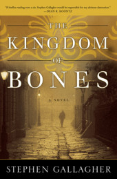 The Kingdom of Bones Cover