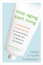 Stop Aging, Start Living Cover