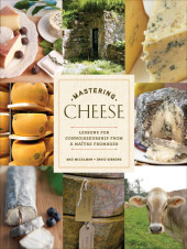 Mastering Cheese Cover