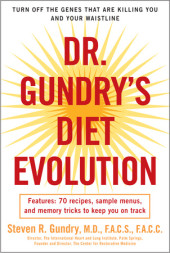 Dr. Gundry's Diet Evolution Cover