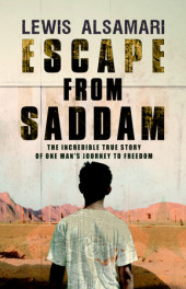 Escape from Saddam Cover