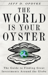 The World Is Your Oyster Cover