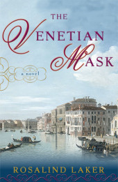 The Venetian Mask Cover
