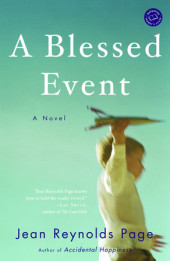 A Blessed Event Cover