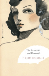 The Beautiful and Damned Cover