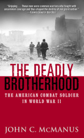 The Deadly Brotherhood Cover