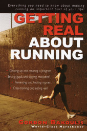 Getting Real About Running Cover