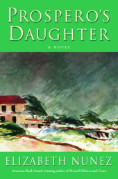 Prospero's Daughter Cover