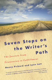 Seven Steps on the Writer's Path Cover