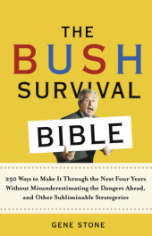 The Bush Survival Bible Cover