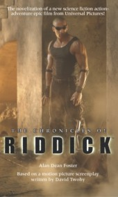 The Chronicles of Riddick Cover