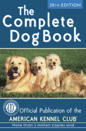 The Complete Dog Book Cover