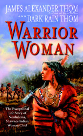 Warrior Woman Cover