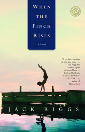 When the Finch Rises Cover