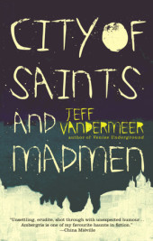 City of Saints and Madmen Cover