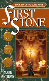 The First Stone Cover