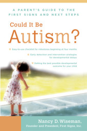 Could It Be Autism? Cover