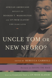 Uncle Tom or New Negro? Cover