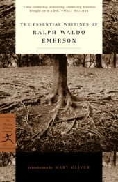 The Essential Writings of Ralph Waldo Emerson Cover