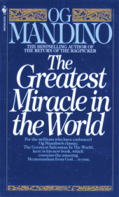 The Greatest Miracle in the World Cover
