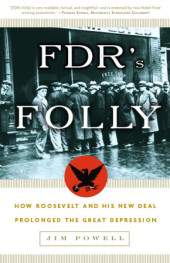 FDR's Folly Cover