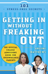 Getting in Without Freaking Out Cover