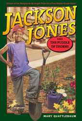 Jackson Jones and the Puddle of Thorns Cover