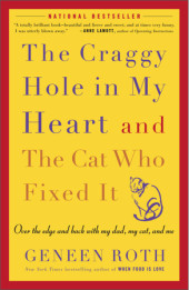 The Craggy Hole in My Heart and the Cat Who Fixed It Cover