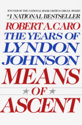 Means of Ascent Cover