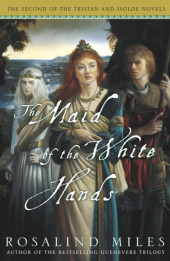 The Maid of the White Hands Cover