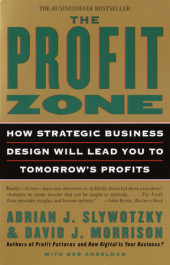 The Profit Zone Cover