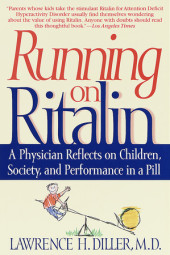 Running on Ritalin Cover