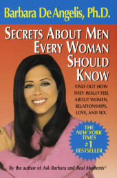 Secrets About Men Every Woman Should Know Cover