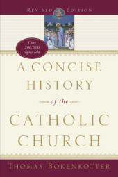A Concise History of the Catholic Church Cover