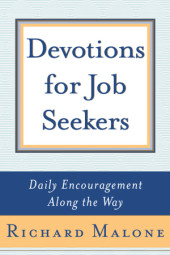Devotions for Job Seekers Cover